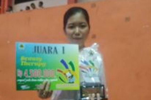 Gambar Juara 1 Biuty Terapy Lsk Tingkat Propinsi Jateng