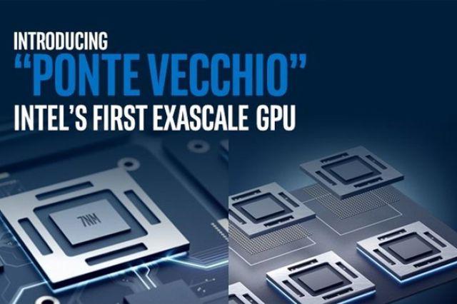 Intel Perkenalkan Arsitektur GPU Ponte Vecchio